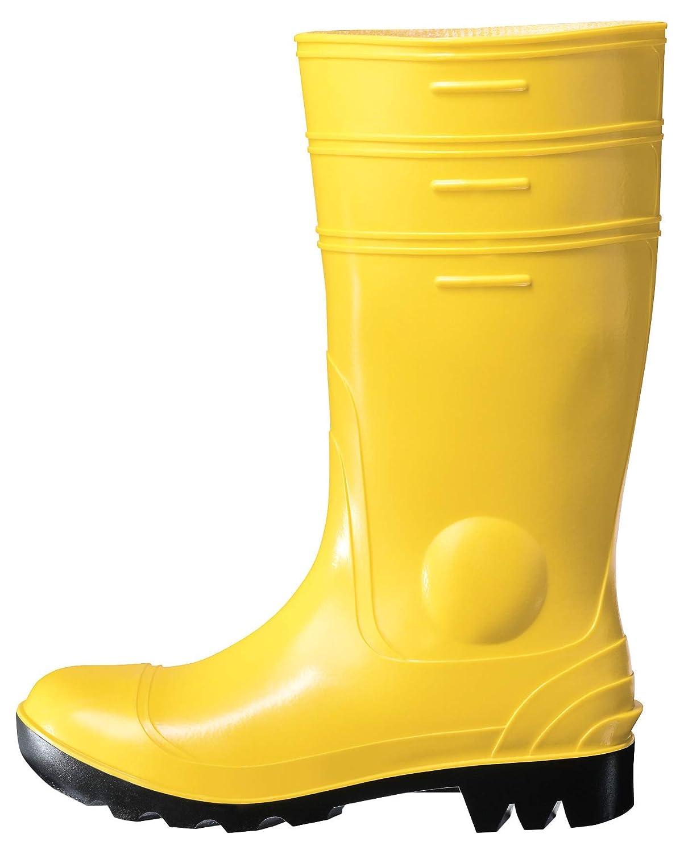 Uvex Nora Botas de Goma 94756 - Botas de Seguridad/Trabajo S5 SRC con Punta de Acero, Amarillo, 42: Amazon.es: Zapatos y complementos