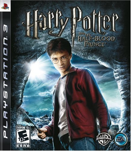 Harry Potter and the Half Blood Prince - Playstation 3 (Harry Potter Shop)
