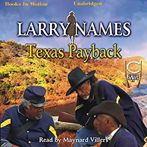 Texas Payback Audiobook