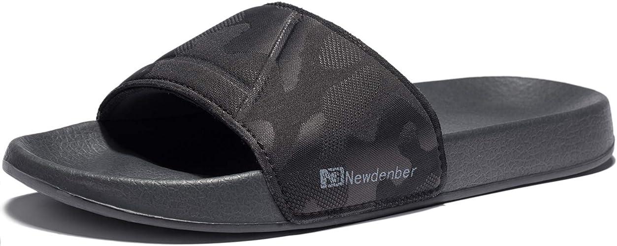 Men/'s Top Sandal Flexible Durable Rubber Synthetic Sole Easy Wear Casual Design