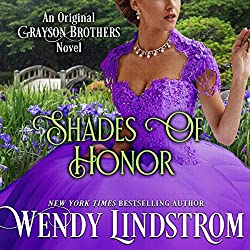 Shades of Honor (Grayson Brothers, Book 1)