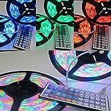 LED Strip Lights, 600 LED Strip Light String