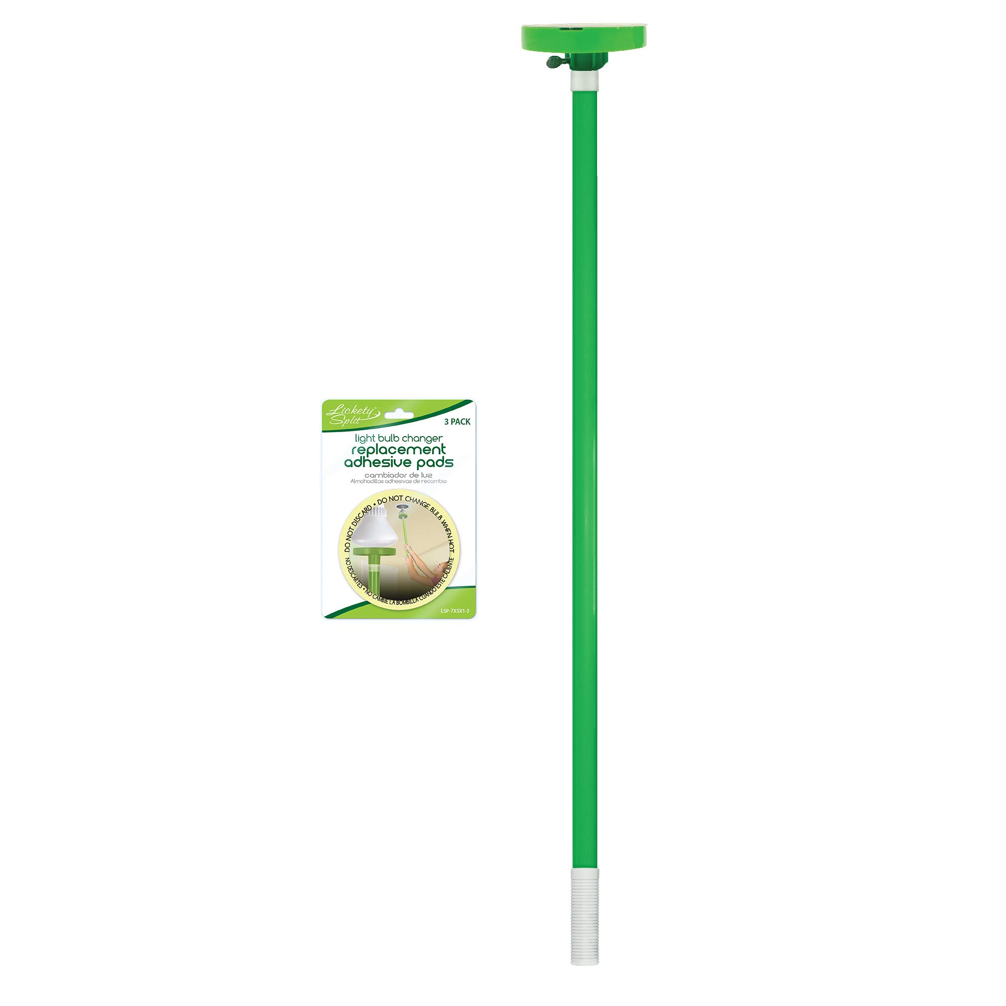 Lickety Split Light Bulb Changer (Topper with Pole)