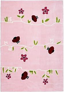 Kinderteppich blumenwiese  Amazon.de: Kinderteppich Blumenwiese 160 x 240 cm