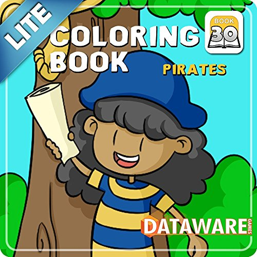 Coloring Book 30 Lite: Pirates [Download]