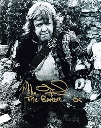Mike Edmonds As Og Time Bandits Genuine Autograph At