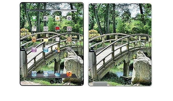 Royal Adhesivo RS.78264 Adhesivo para iPad 3, diseño de Puente jardín japonés: Amazon.es: Informática
