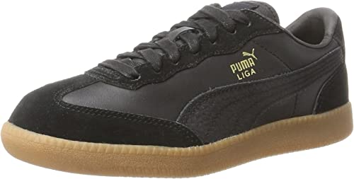 PUMA Liga Leather, Sneakers Basses Mixte