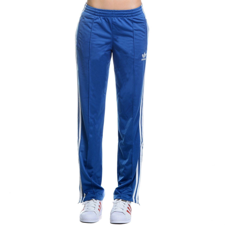 adidas Originals New Firebird Track Pants Damen Trainingshose Sporthose Blau