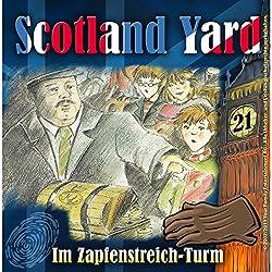 Im Zapfenstreich-Turm (Scotland Yard 21)