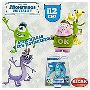 Bizak 6192 8702 - Figura Monstruos University