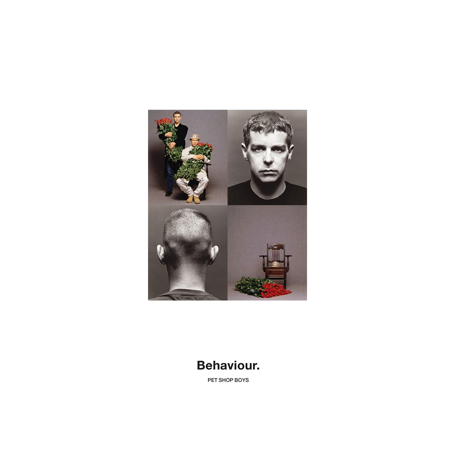 Vinilo : Pet Shop Boys - Behaviour (2018 Remastered Version) (Remastered)