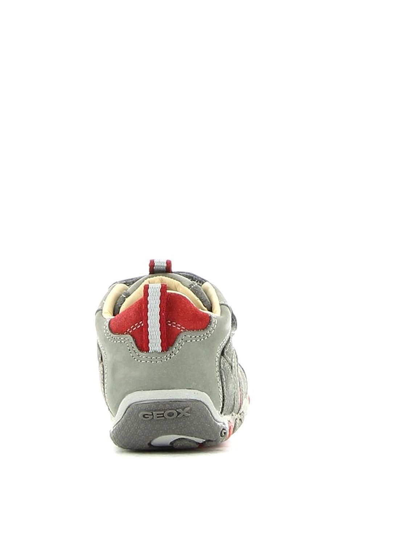 Geox B3436A 03222 Scarpa velcro Bambino Stonered 21: Amazon