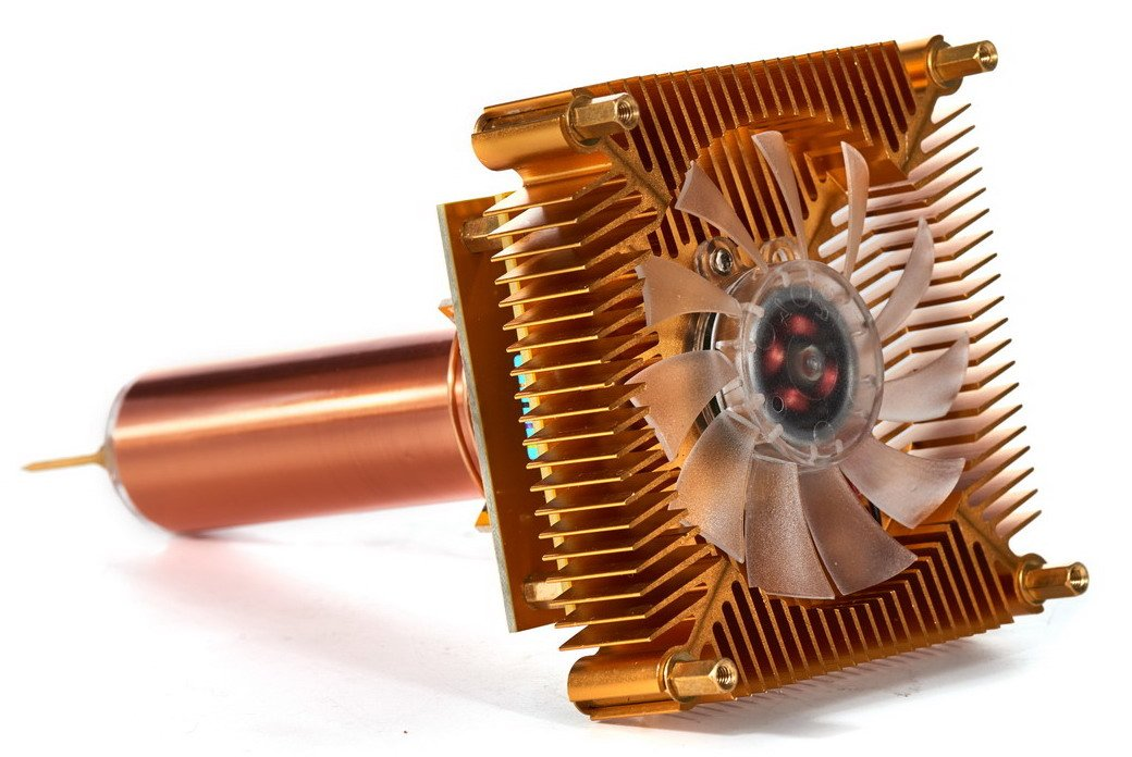 Joytech Music Tesla Coil Acrylic Base Shell Arc Plasma Loudspeaker Wireless Transmission Experiment Desktop Toy Model (YS01) by Joytech (Image #7)
