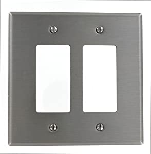 Leviton SO262, 1 pack, Stainless Steel