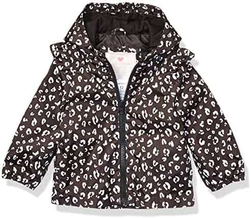 c720f04b8 ... Leather Coat Toddler Jacket for Kids Dress Coat with Emboss Rose 3-12y.  seller: ACEFASHION. (72). Carter's Baby Girls Lightweight Windbreaker
