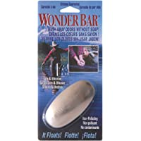 Wonder Bar Stainless Steel Soap - Odor Remover is Great for Removing Fish Smell, Garlic
