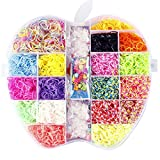 NEFUTRY 4800 Rubber Bands Loom Bracelet Making Kit, Arts & Crafts Kit for Kids Adults-DIY Crafting Gifts