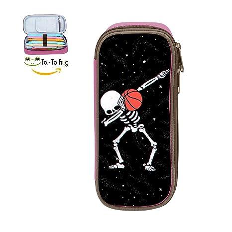 Amazon.com: Niños DAB punzonar esqueleto baloncesto gráfico ...