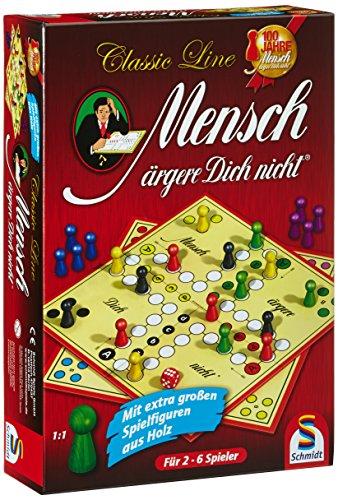 Schmidt Spiele 49085 - Mensch AERGERE Dich NI