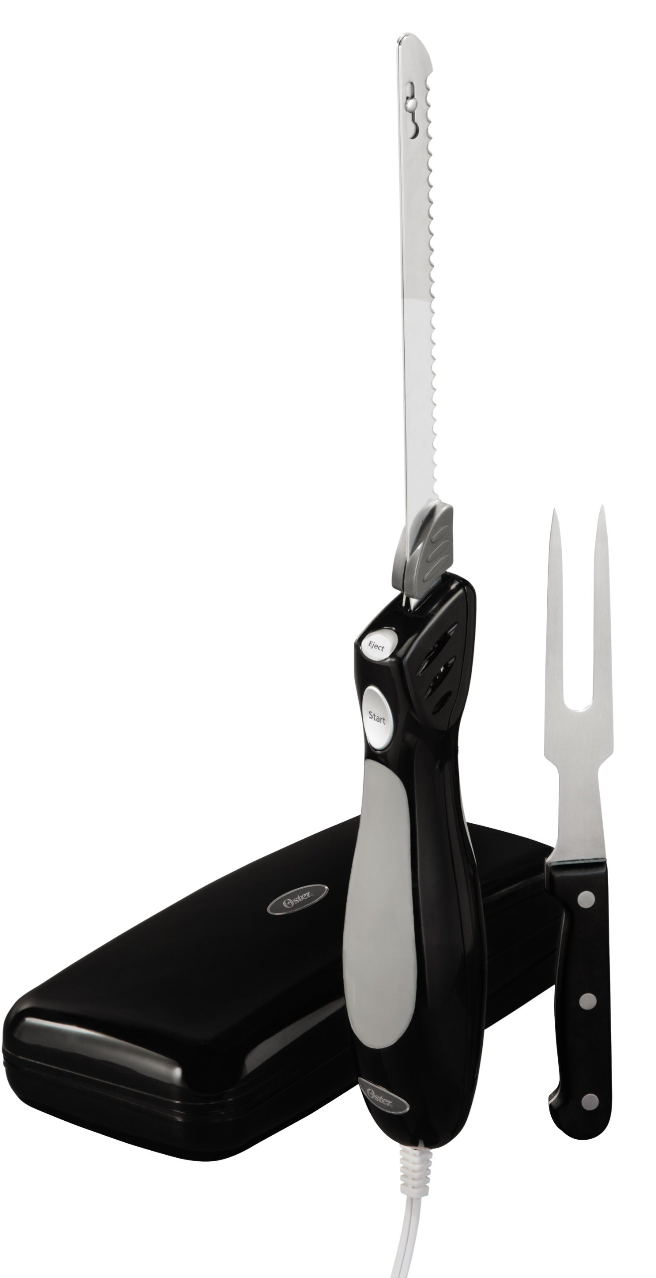Oster FPSTEK2803B Electric Knife with Carving Fork and Storage Case by Oster (Image #3)