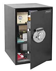 Honeywell 5207 Digital Dial Steel Security Safe Review