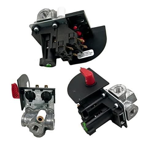 Campbell Hausfeld CW211400AV 120/150 Psi P/S Millennium - Air Compressor Accessories - Amazon.com