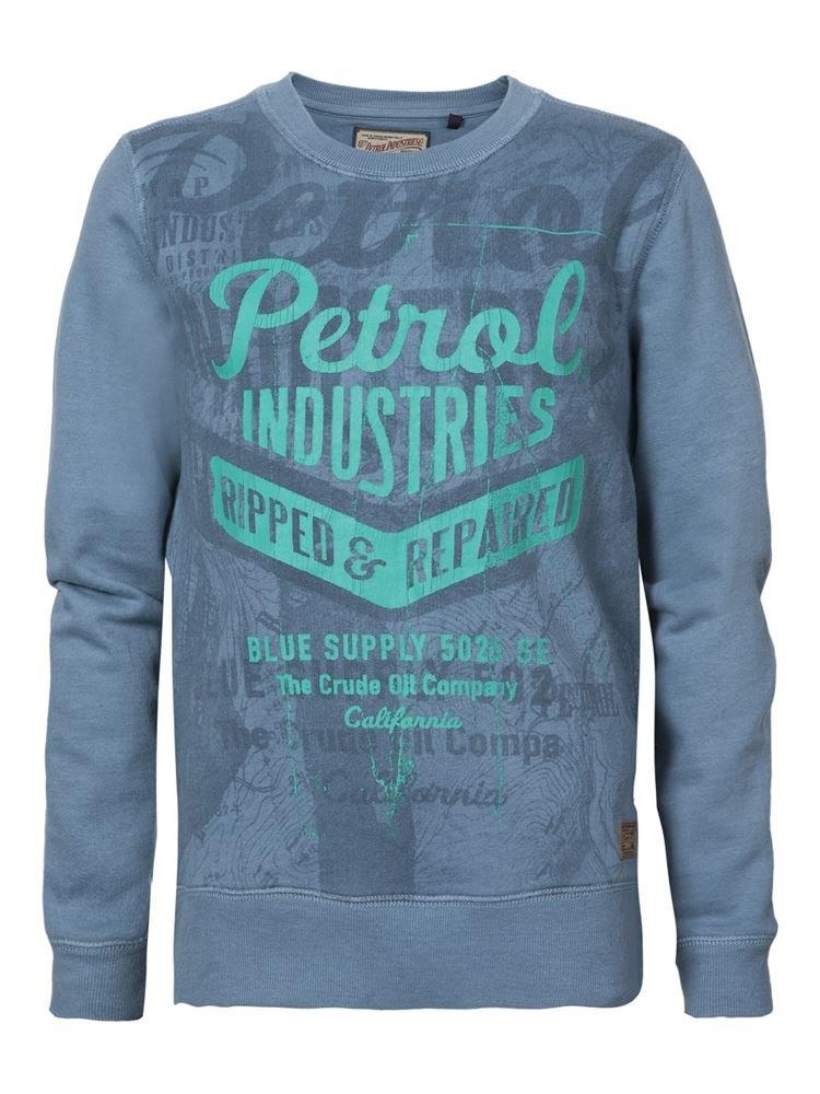 Petrol Industries - Felpa - ragazzo B-FW16-SWR397