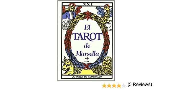 El Tarot de Marsella Spanish Edition by Paul Marteau 1985-01 ...