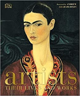buy artists their lives and works book online at low prices in