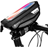 SKYSPER Bolsa Bicicleta Manillar para Ciclista Ciclismo Soporte