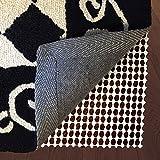 Hardwood Floor Ideas Non Slip Rug Pad 3 x 5 - For Hardwood Floors, Carpet, and Rugs by bogo Brands