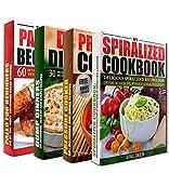 SPIRALIZER COOKBOOK: My Spiralized Cookbook, Pressure Cooker,...