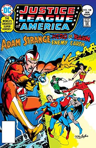 - Justice League of America (1960-1987) #138