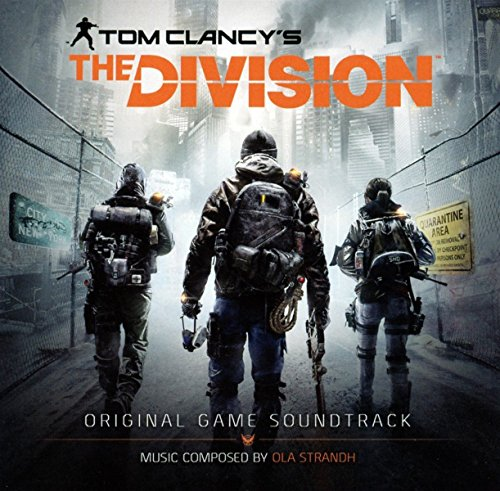 Price comparison product image Tom Clancy's The Division - Original Game Soundtrack