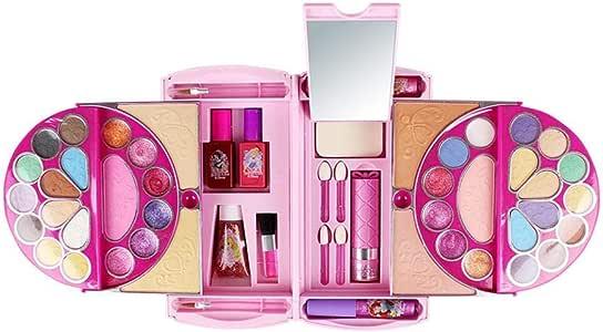 Juguetes cosméticos Maleta Cosmética de niños, Estuche de maquillaje para niños, La seguridad No tóxico Para niña: Amazon.es: Bebé