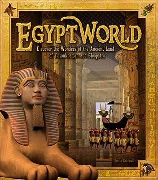 book cover of Egyptworld
