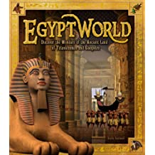 Egypt World: Discover the ancient land of Tutankhamun and Cleopatra