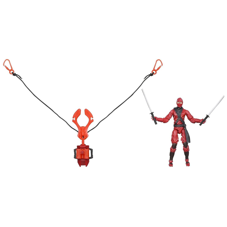 G.I. Joe Retaliation - Red Ninja Figure by G. I. Joe: Amazon ...