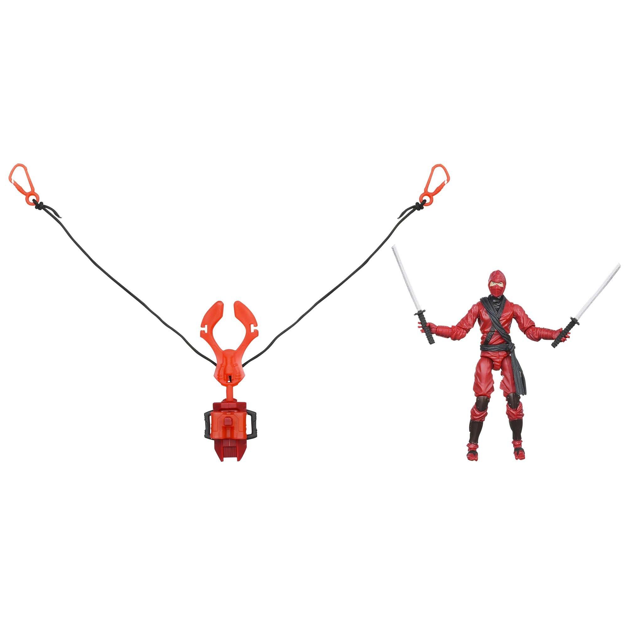 G.I. Joe Retaliation - Red Ninja Figure