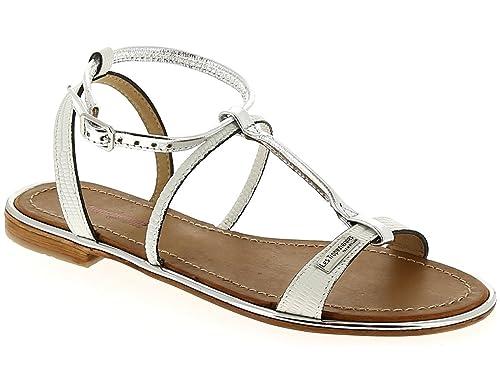 Les Tropéziennes Haquina amazon-shoes bianco Ofertas En Línea Tienda De Descuento En Venta En Venta Auténtica Barato Venta Para La Venta jxtdc4F