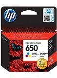 Hp Cz102ae 650 Color Ink Cartrdige