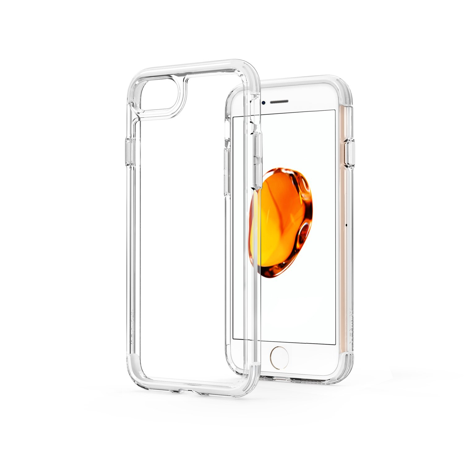 Iphone 7 Plus Case Anker Slimshell Slim & Light Protective Clear Case For Iph.. 10