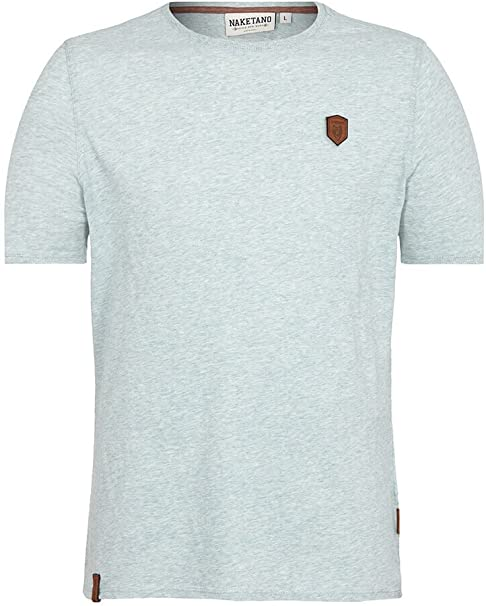 Naketano Herren T Shirt Italienischer Hengst T Shirt