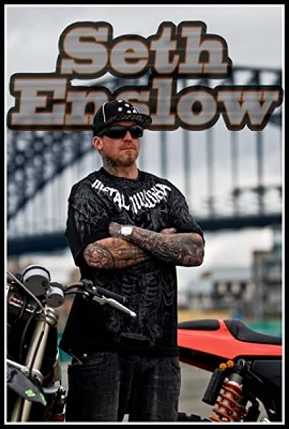 Amazon com: Seth Enslow 24X36 New Printed Poster Rare