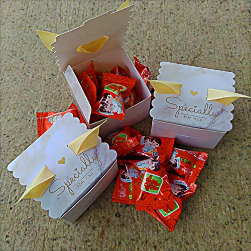 Amazon.com: Lontenrea - 50 cajas de caramelos para bodas ...