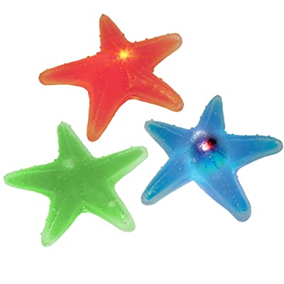 Play Visions Light Up Ooey Gooey Starfish Toy: Toys & Games