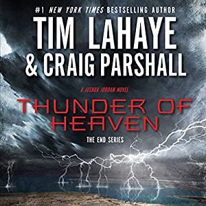 Thunder of Heaven: A Joshua Jordan Novel Audiobook