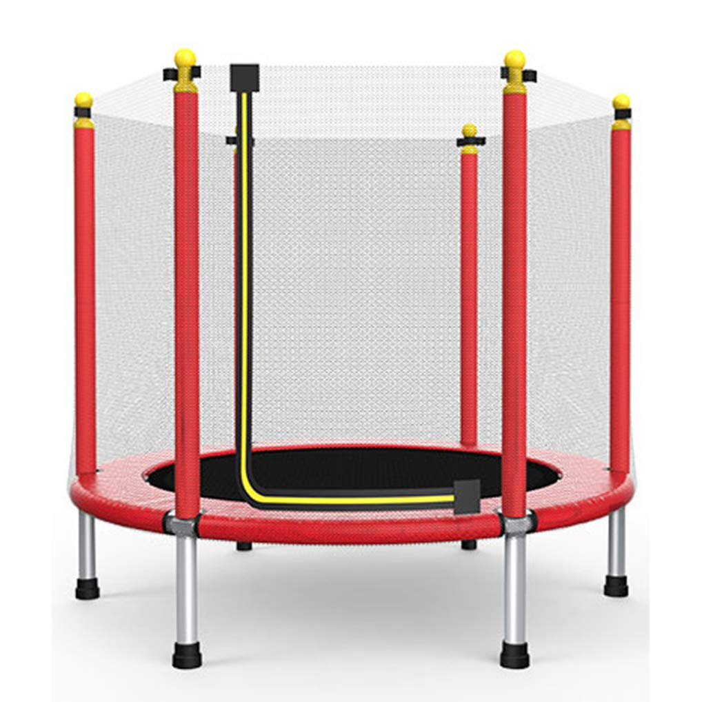 SPOLY Trampolines Red de Seguridad, Indoor Outdoor Mini Fitness ...