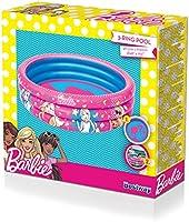Piscina Hinchable Infantil Bestway Barbie: Amazon.es: Jardín